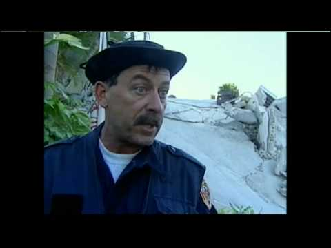 CBC Report on earthquake in Haiti