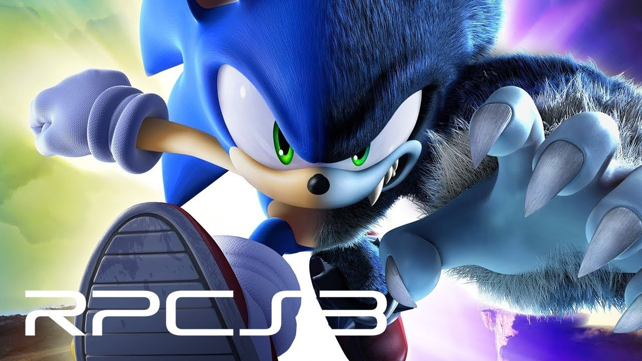Sonic Unleashed Becomes Playable At 60fps On RPCS3 PS3 Emulator