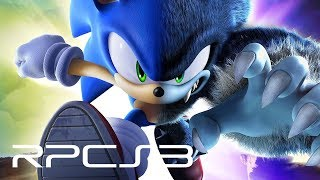 RPCS3 - Sonic Unleashed now Ingame, and outperforming a physical PS3?!