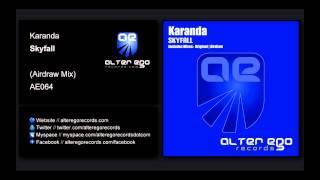 Karanda - Skyfall (Airdraw Remix) [Alter Ego Records]