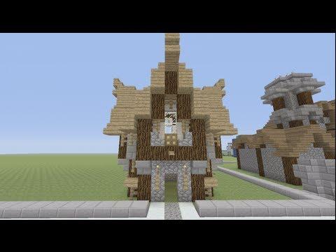 Minecraft Build Villager House