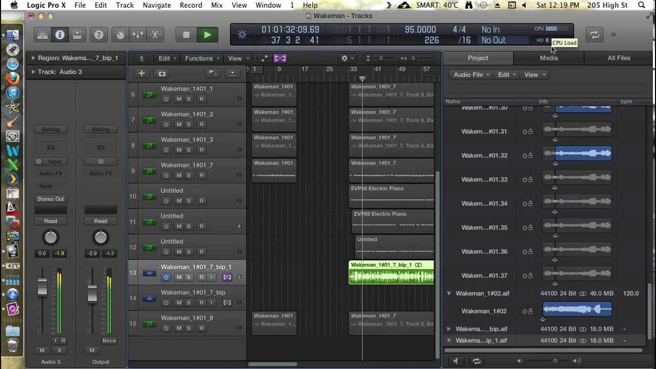 download logic pro 9 mac lion