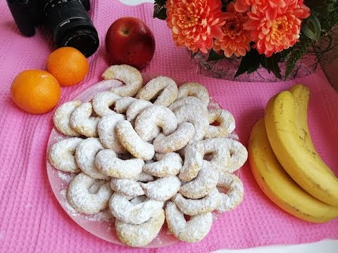 Bakina kuhinja - kokos kiflice neodoljivo dobre