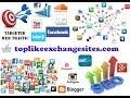 Top like exchange sites! | Social Media Marketing.