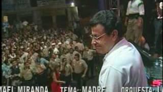 ISMAEL MIRANDA EN CONCIERTO CARNAVALES MUNICIPIO SUCRE 1998 CARACAS VENEZUELA  MADRE.