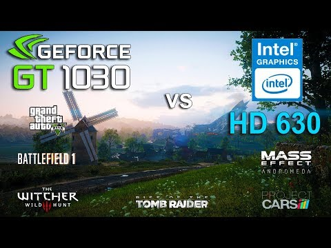 Intel Hd Graphics Vs Gt Test In Games