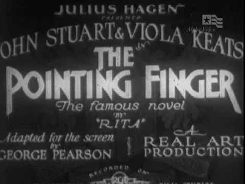 The Pointing Finger [1933]