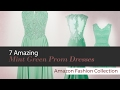 7 Amazing Mint Green Prom Dresses Amazon Fashion Collection