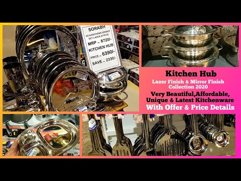 #Pongal#Sankranthi Special| Ultimate Stainless Steel Kitchen Utensils & More|#Agromech-Offer & Price