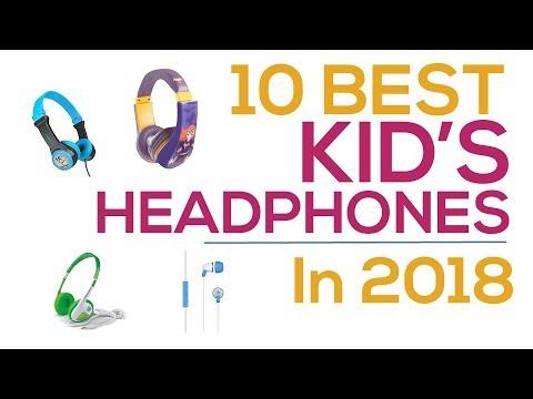10 Best Kid's Headphones In 2018