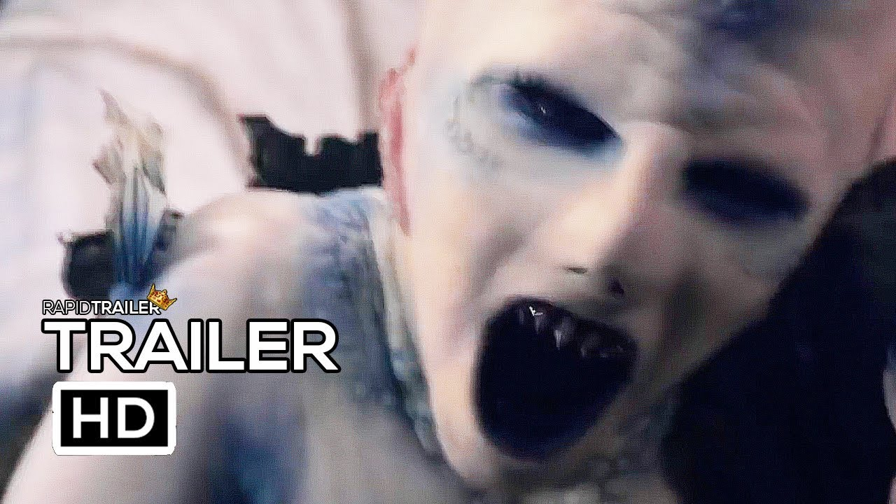 Mermaid S Song Official Trailer 2018 Horror Movie Hd