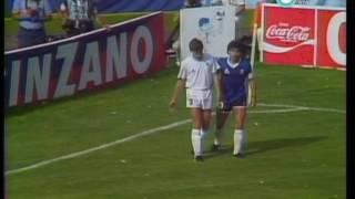 Resumen Argentina vs. Uruguay en el Mundial México `86