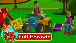 Tractor Tom - 40 The Great Sheep Race (full episode - English)