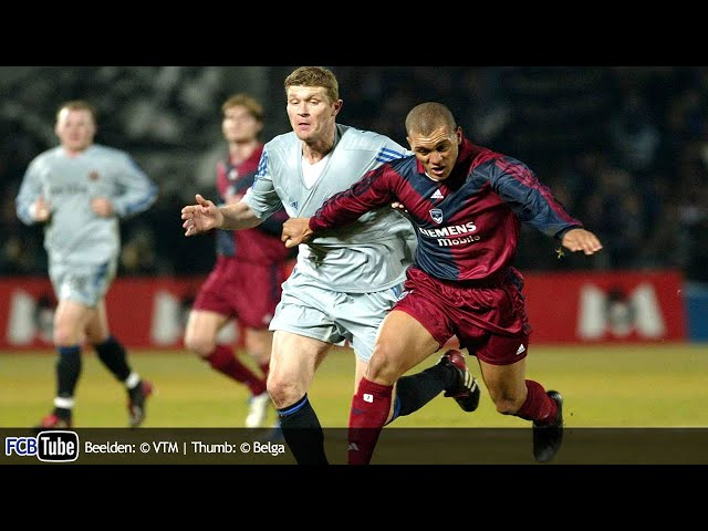 2003-2004 - UEFA-Cup - 03. 8ste Finale - Girondins de Bordeaux - Club Brugge 3-1