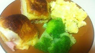 Hawaiian Ham & Cheese Sliders