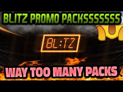 BLITZ PACK BONANZA | WE OPENED TOO MANY PACKS | MADDEN 18 ULTIMATE TEAM PACK OPENING