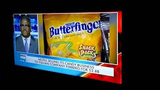 Fox5 News On Nestle Selling Its Candy Business Video.