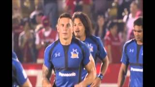 Sonny Bill Williams - Gangnam Style