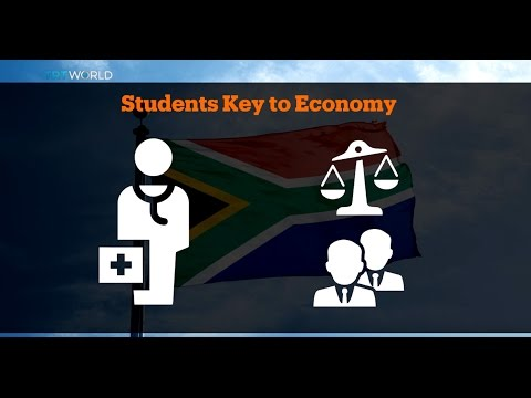Money Talks: #FeesMustFall in South Africa