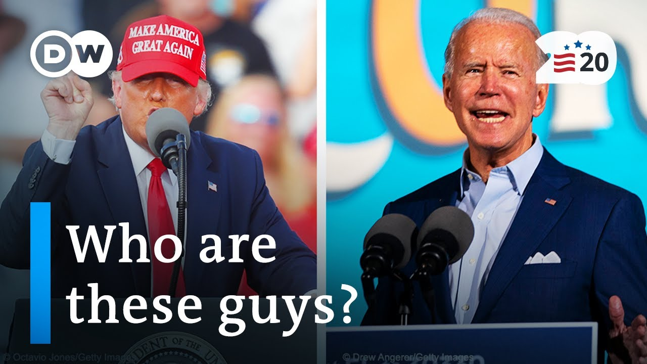 Trump vs. Biden: What's their story? | US election 2020