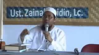 Cuplikan Kajian Rokok - Ust. Zainal Abidin, Lc. - YouTube.flv alhamdulilah aku sudah tida meroko