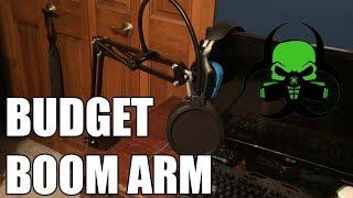 AMAZING BUDGET MIC ARM - Tree New Bee TNB-ARM01