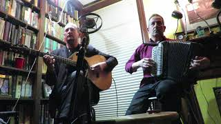 LIVE FROM THE ERVINS' ~ JOHN DOYLE & MICK McAULEY