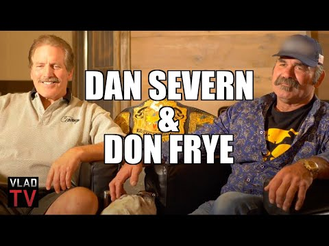 VladTV interviews Dan Severn and Don Frye (Part 1)