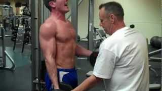 Repeat youtube video Ejercicios para Biceps - Entrenamiento completo