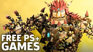 Free PS4/PS3/Vita PlayStation Plus Games For February 2018 Revealed