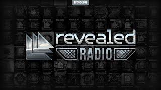 Revealed Radio 001 - Hosted by Hardwell