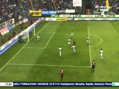 Genoa - Siena 1-4 Tifosi Proteste Contro i Giocatori