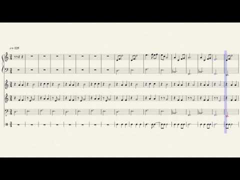 Song of storms (Arashi no Uta)