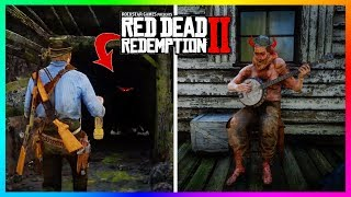 The Mystery Of Butcher Creek Gets Even CREEPIER After Discovering This In Red Dead Redemption 2!