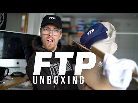 FTP Unboxing   MOST RECENT FTP DROP
