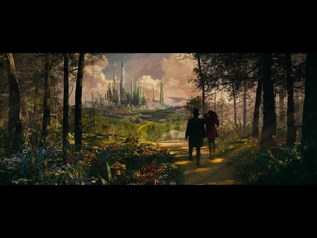 Oz the Great and Powerful - Official Trailer #1