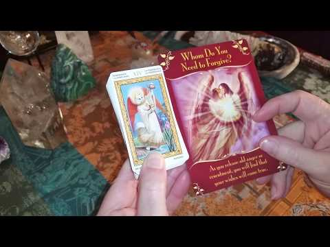 Daily Tarot Reading & Oracle Card Message January 2, 2018