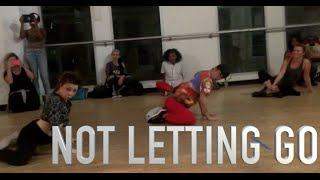 Tinie Tempah feat. Jess Glynne | Not Letting Go | Choreography by: Dejan Tubic