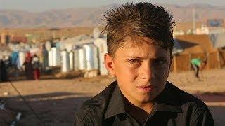 Сирийские беженцы: их детей спасают игры(Возможно ли вернуть радость жизни детям, раненным...