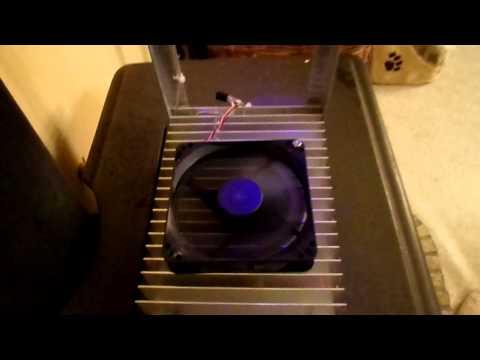 kachelventilator,TEG, thermo elektrische generator