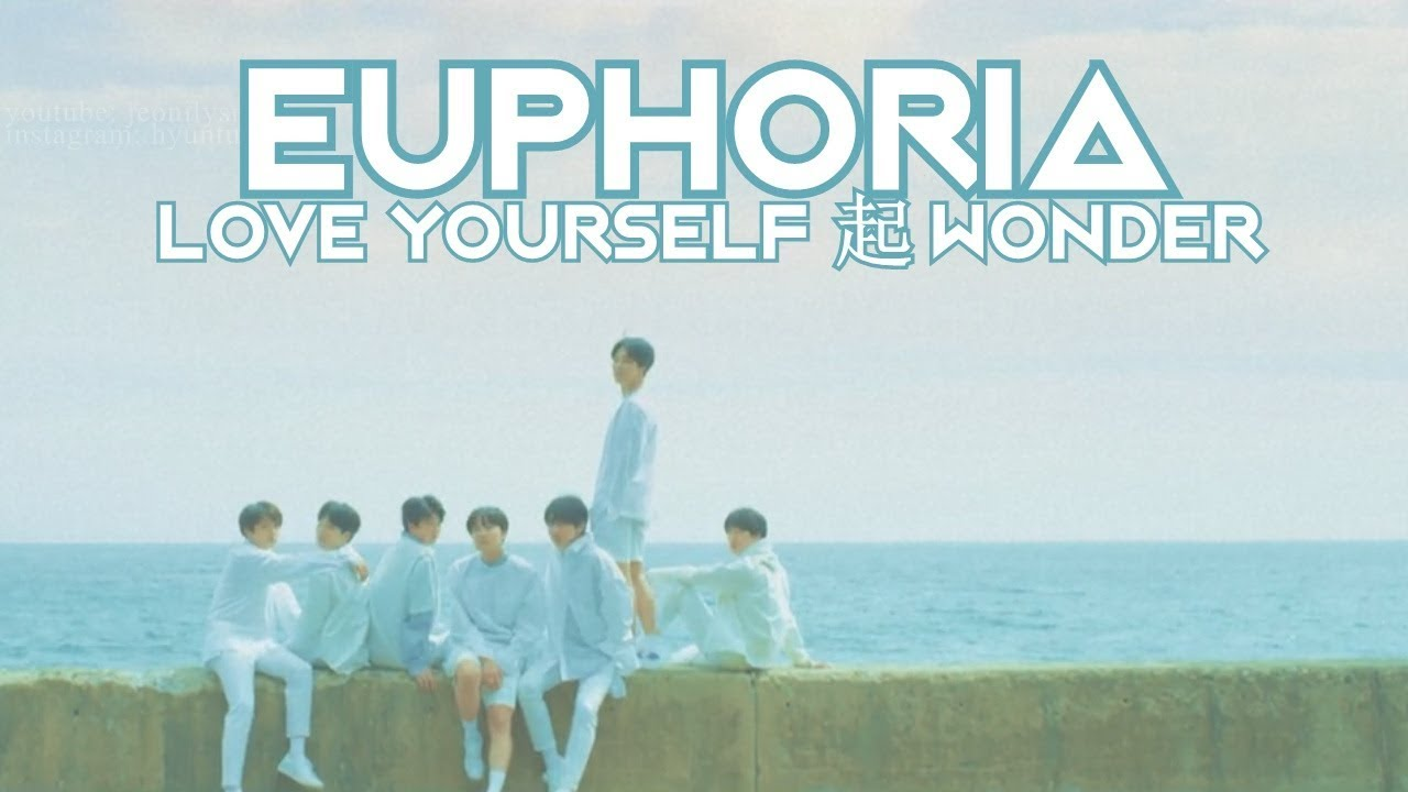 BTS (방탄소년단) 'Euphoria : LOVE YOURSELF 起 Wonder' [+Lyrics & Download] - YouTube