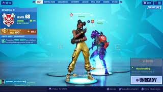 Extreme_goat922´S Live PS4 Broadcast Fortnite season 9 leaked gun