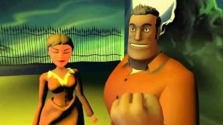 I Promessi Sposi di Alessandro Manzoni, cartone animato di Antonio Barbera