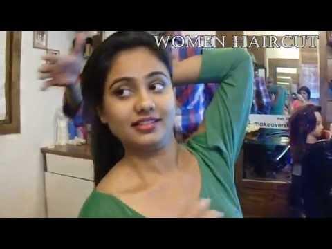 Actress Ektas Haircut Youtube