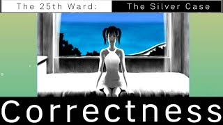 The 25th Ward The Silver Case * FULL GAME WALKTHROUGH GAMEPLAY (Correctness)