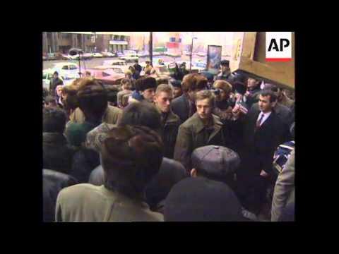 RUSSIA: DUMA: VLADIMIR ZHIRINOVSKY