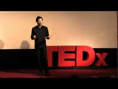 Nathan Stern - Créativité et techno, boucliers contre les violences invisibles - TEDxVaugirardRoad