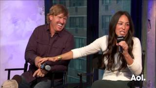 joanna and chip gaines hint at the idea of having another baby   build series