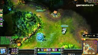 League Of Legends - Gameplay în limba română