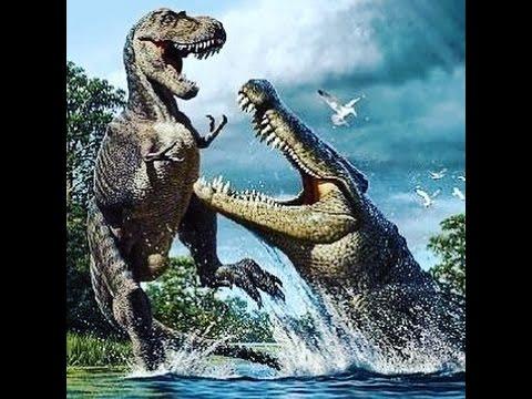 a9e47ddd42409 Prehistoric Information- Sarcosuchus - YouTube